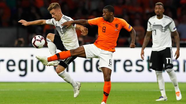 무너진 전차군단…독일, 네덜란드에 0-3 완패