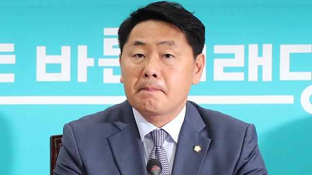 """김관영 """"채용비리, 정권 여부 떠나 뿌리깊은 적폐"""""""
