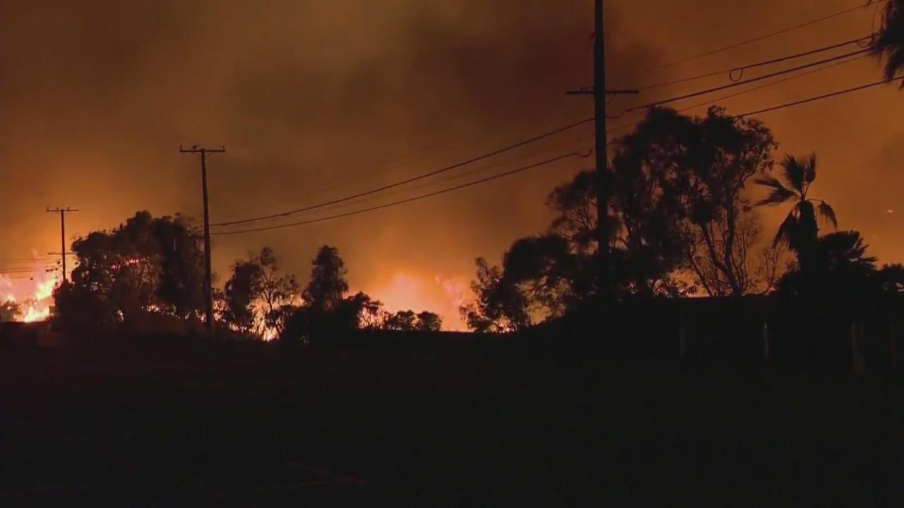 """""""끝나지 않은 비극""""…美 캘리포니아 산불로 63명 사망·600명 실종"""