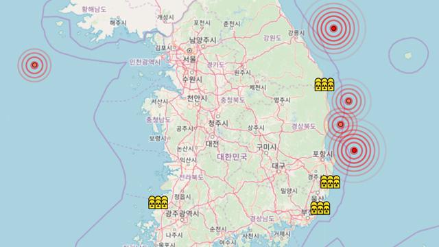 '원전과 거리 고작 9㎞' 지진이 다가왔다