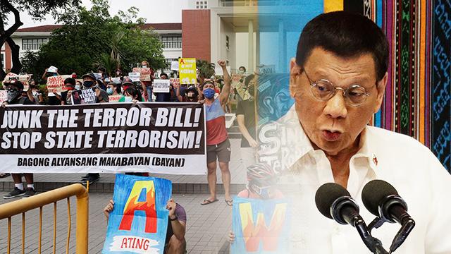 필리핀 영장없이 최장 24일 구금 테러방지법 통과…인권침해 우려