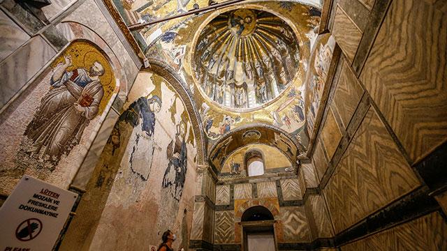 터키, 성소피아 이어 카리예박물관도 이슬람 사원 전환